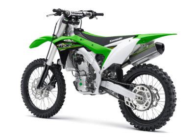 Kawasaki - KX250F - 2017
