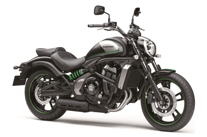 Kawasaki Vulcan S - Special Edition Cafe Style