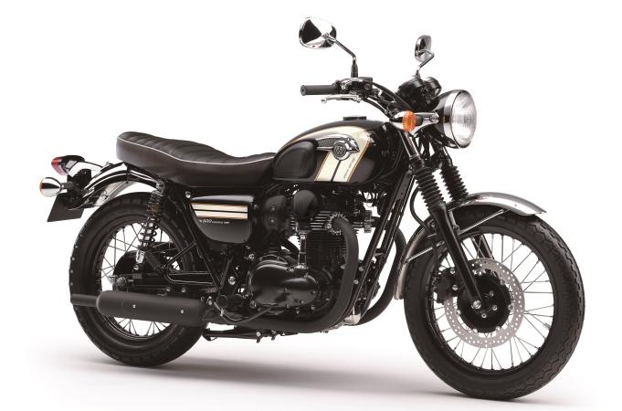 Kawasaki W800 - Special Edition