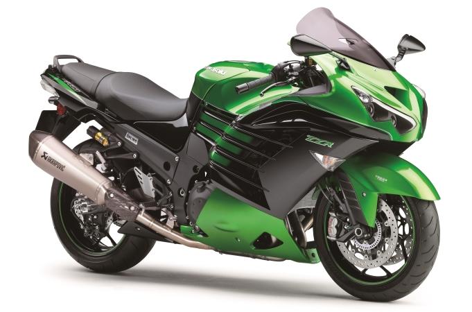 Kawasaki ZZR 1400 Performance Edition