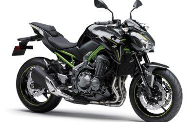 Kawasaki Z900 – Jetzt mit 35 kW erhältlich