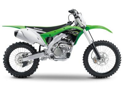 KX 250F my 2018