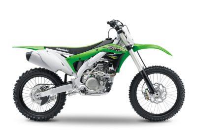 KX 450F my 2018