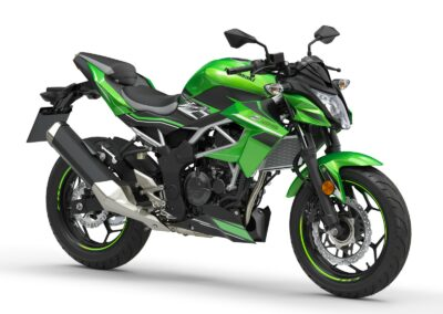 Z125 Candy Lime Green