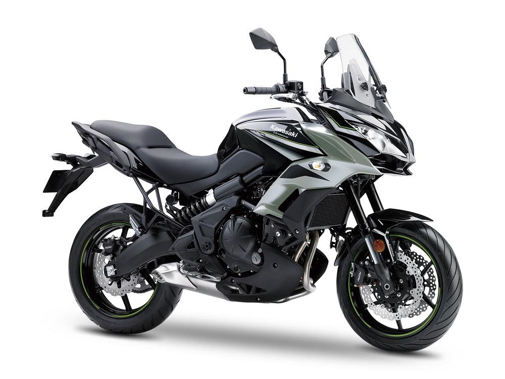 Kawasaki Versys 650 - ABS