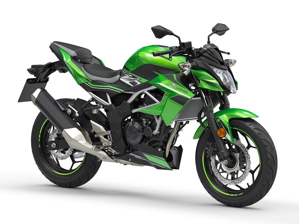 Kawasaki Z125 - ABS