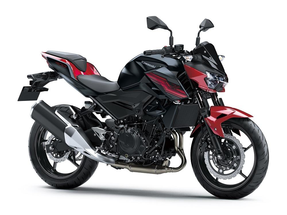 Kawasaki Z400 - ABS