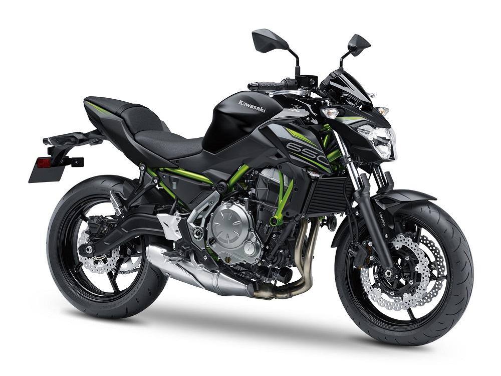 Kawasaki Z650 - ABS