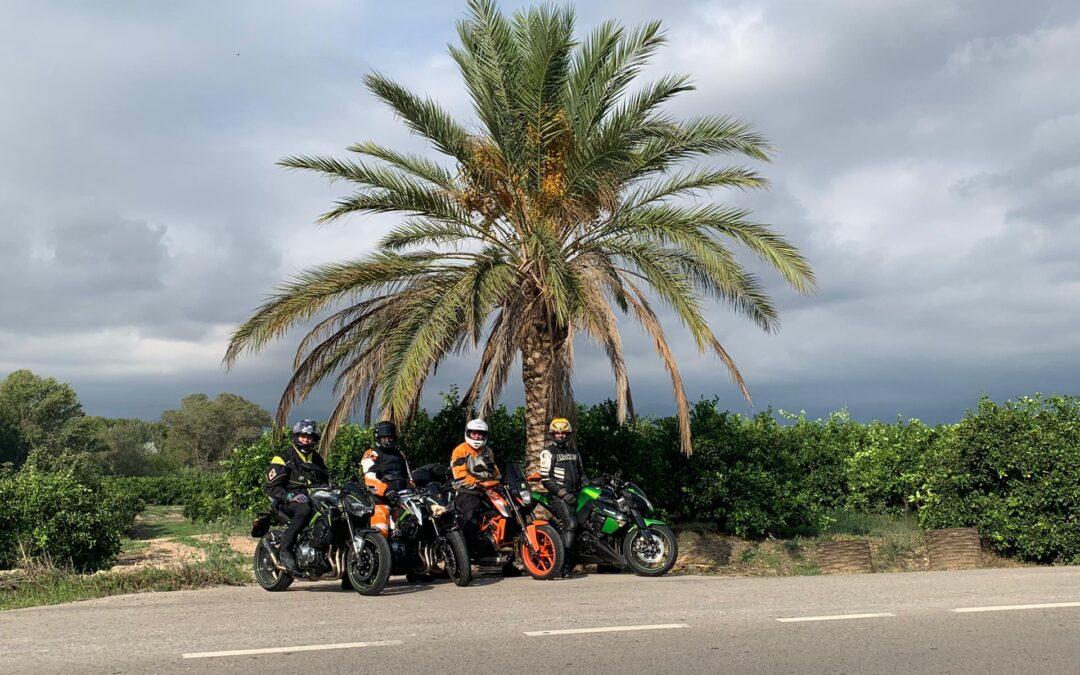 "Impressionen von der Motorradwoche ""Pozzo de Sol"" (Spanien)"