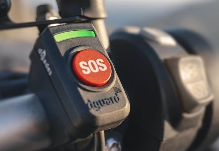 dguard® – dein Motorrad Notrufsystem