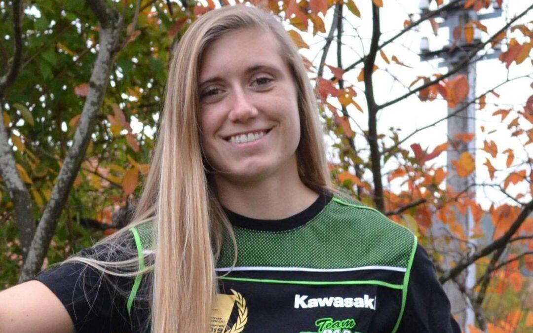 Sandra Keller – MOTOCROSS Schweizermeisterin 2019