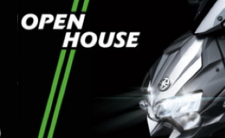Kawasaki Open House 2019