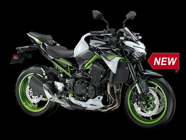 Z900 – Neue Farben für 2021