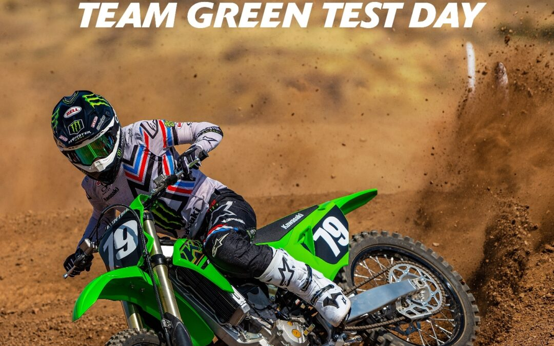 Team Green Test Days